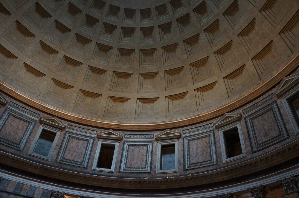 Пантеон (купол)