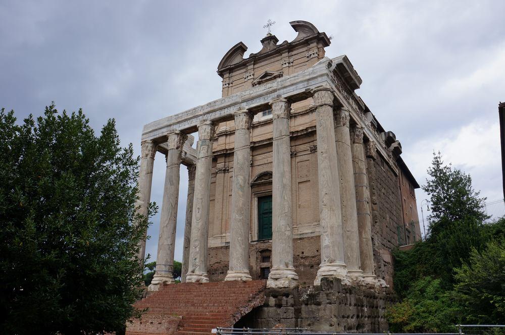 Римский Форум достопримечательности