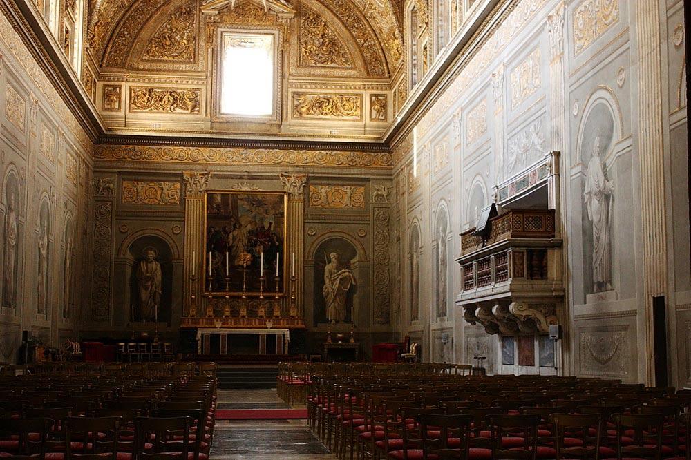 Капелла Паолина в Квиринальском дворце