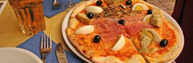 Пиццерии Рима