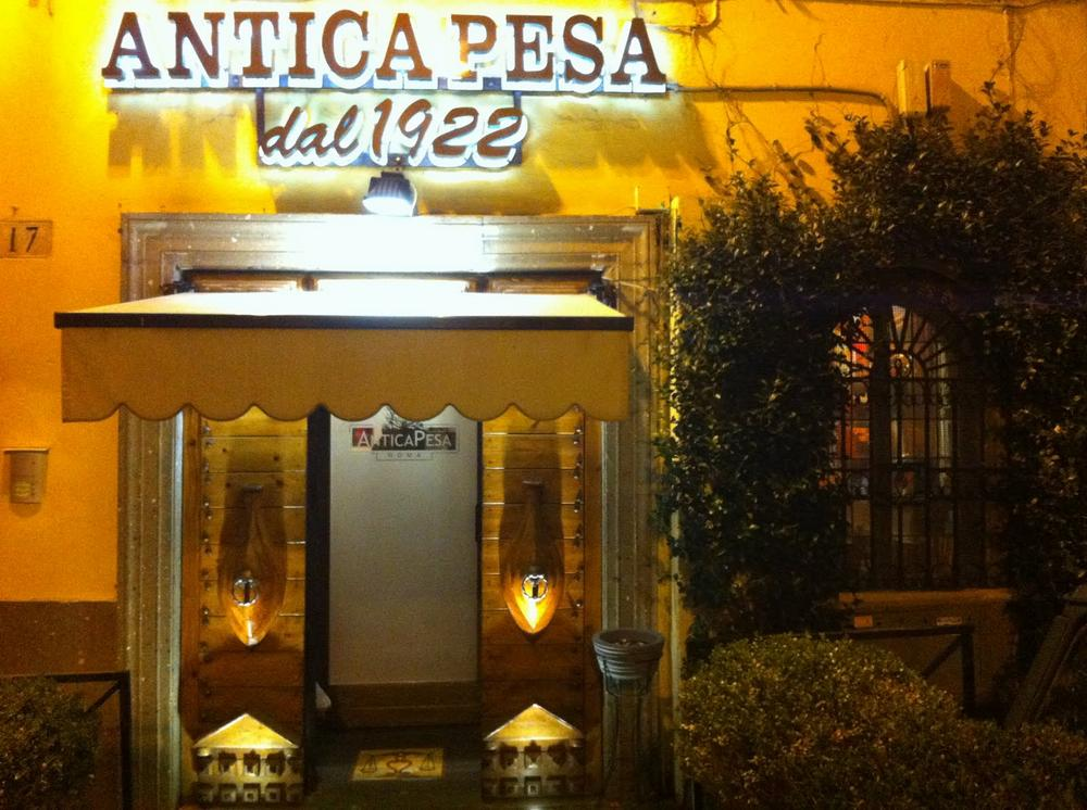 Музей-ресторан Antica Pesa