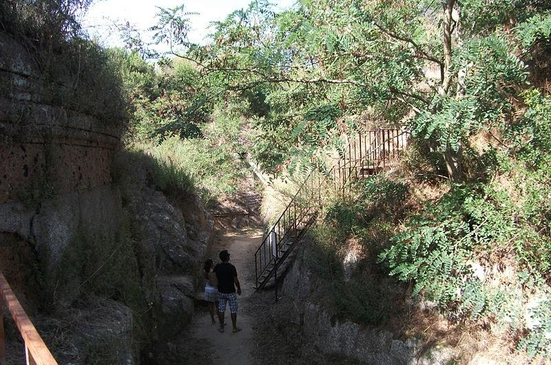 Некрополь de Banditaccia