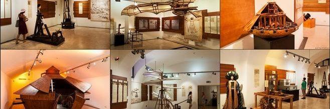 Музей Леонардо да Винчи