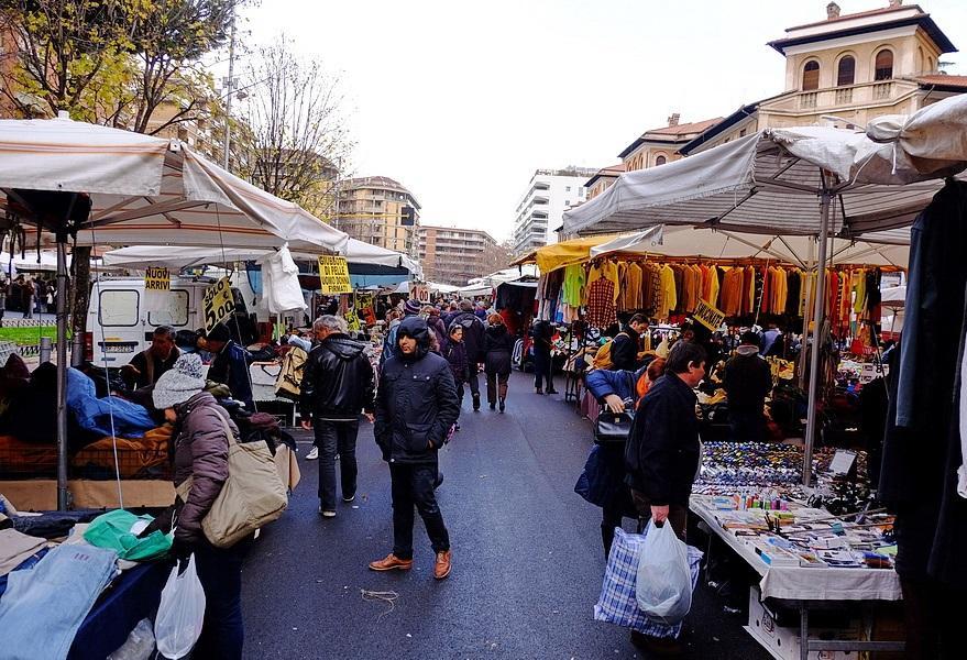 Рынок Порта Портезе