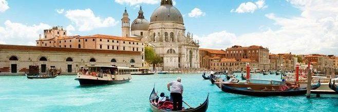 Из Рима в Венецию