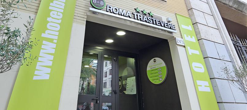 Hotel Roma Trastevere