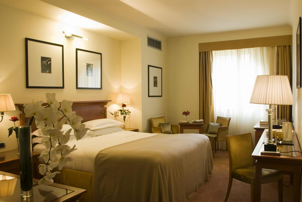 Отель Starhotels Metropole