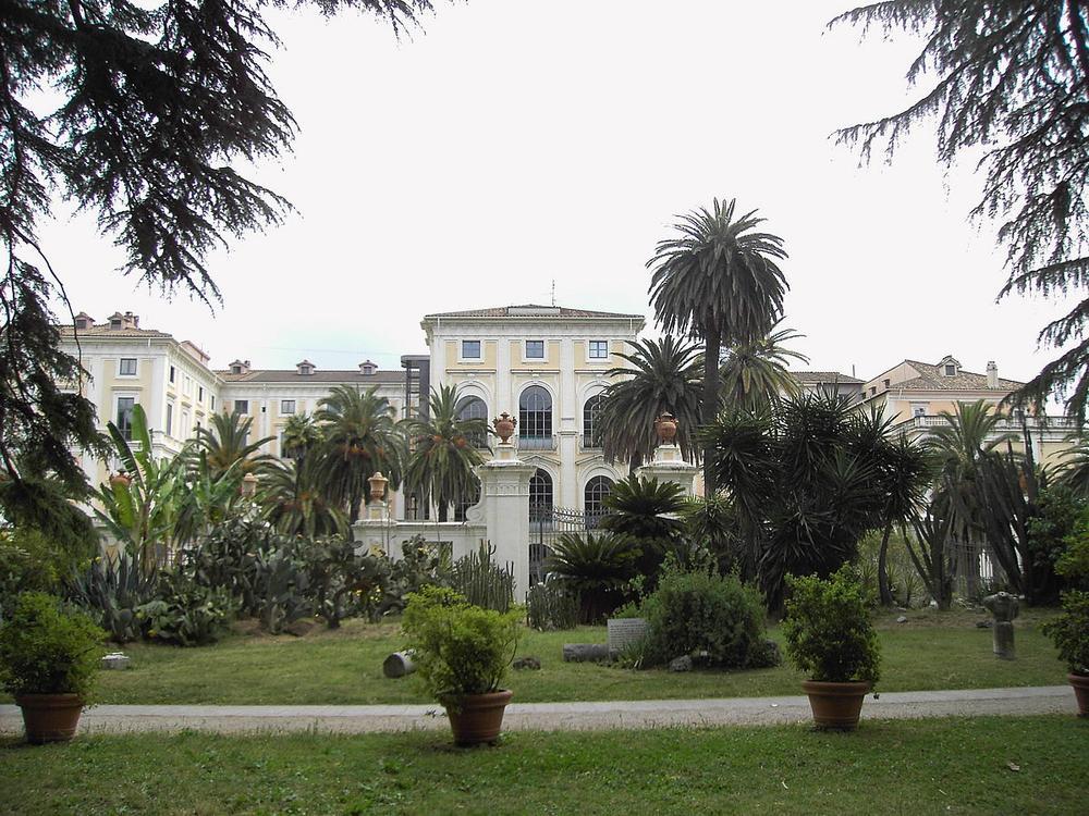 Сады вокруг Палаццо Корсини