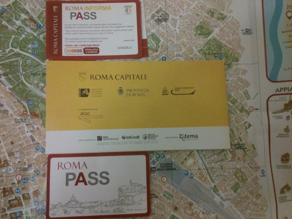 RomaPass