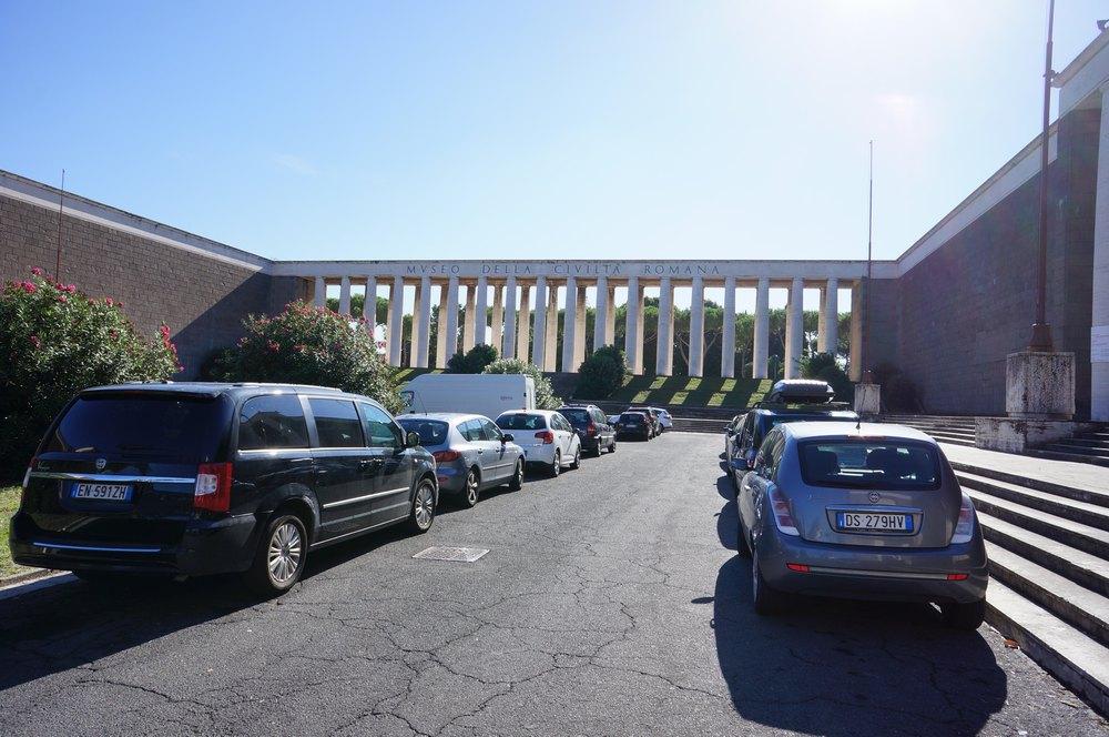 Музей Римской цивилизации