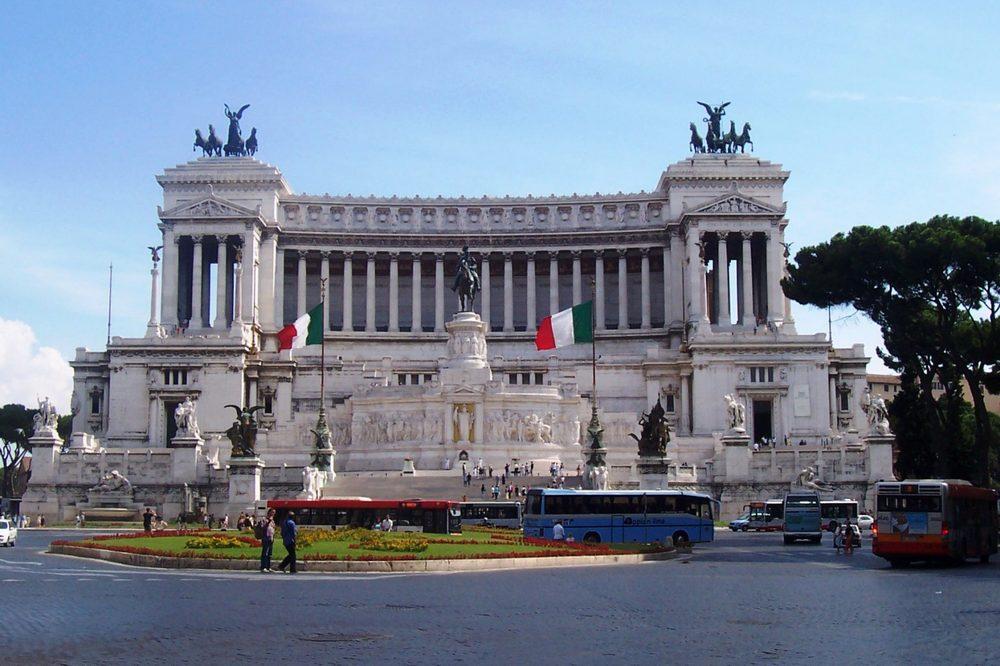 Дворец Венеция в Риме