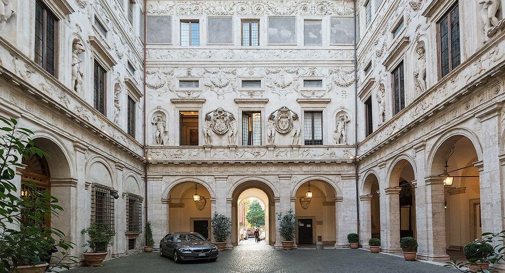 Галерея Спада в Риме