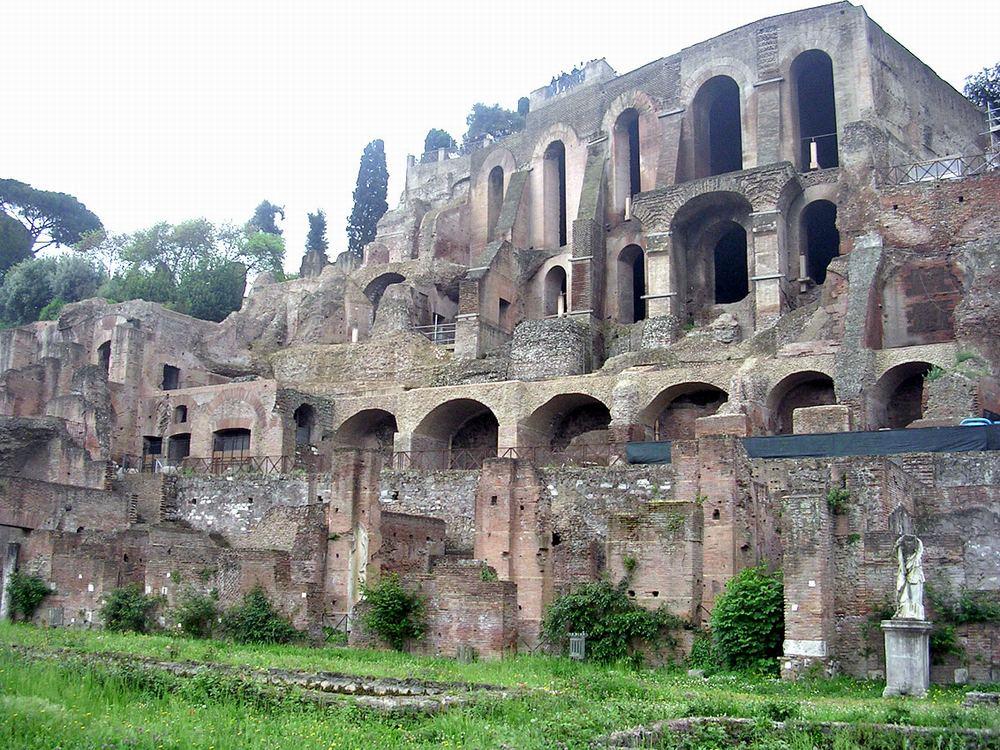 Дом Тиберия