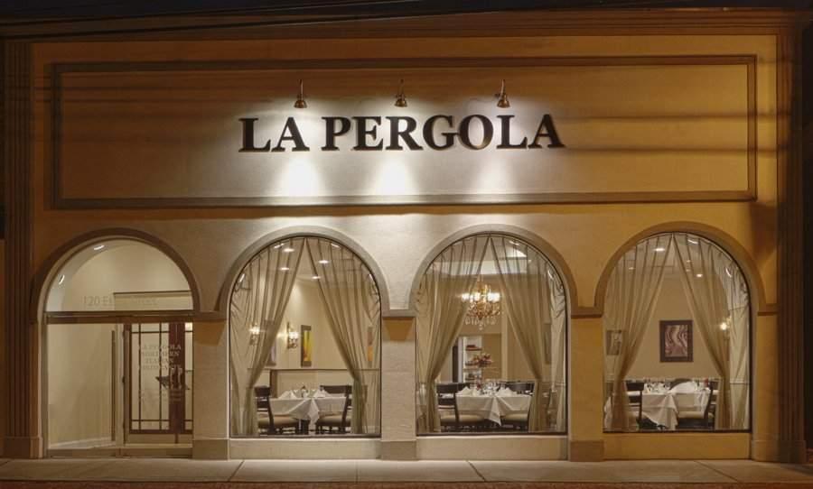 Ресторан La Pergola