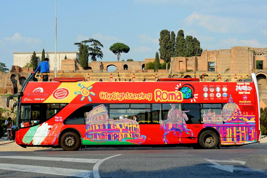 Автобус Сity sightseeing