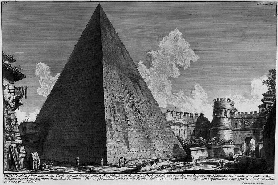 История пирамиды
