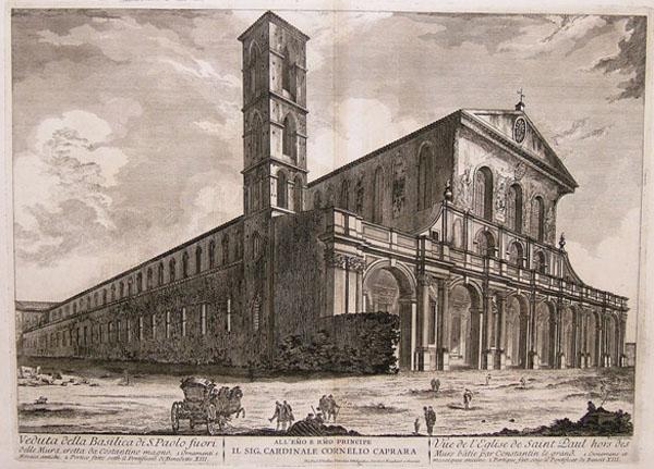 Церковь в честь апостола Павла