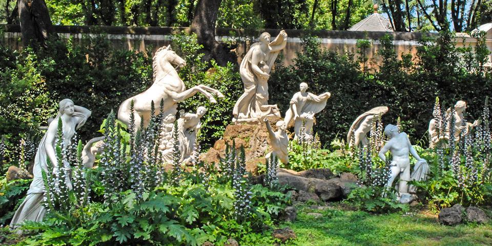 Композиция трагической гибели города Помпеи