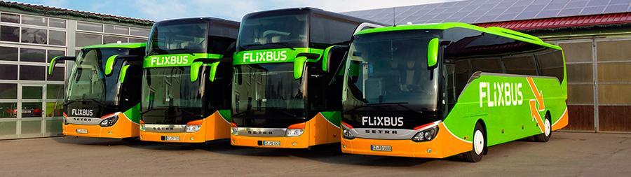 Из Рима во Флоренцию на автобусе