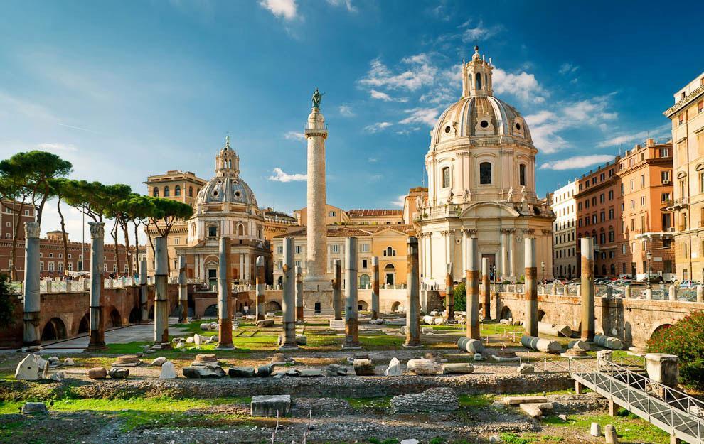 Форум императора Траяна