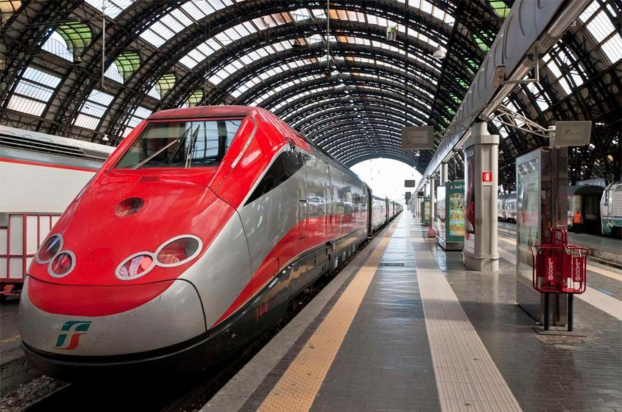 Скоростной поезд Frecciarossa