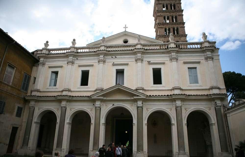 Храм Святых Алексия и Вонифатия
