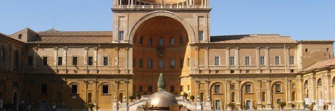 Этрусский музей в Ватикане