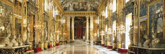 Галерея Колонна в Риме