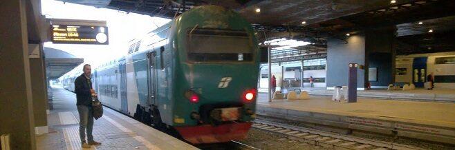 Вокзал Тибуртина в Риме
