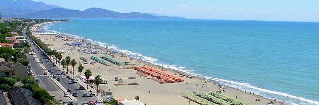 Пляжи рядом с Римом