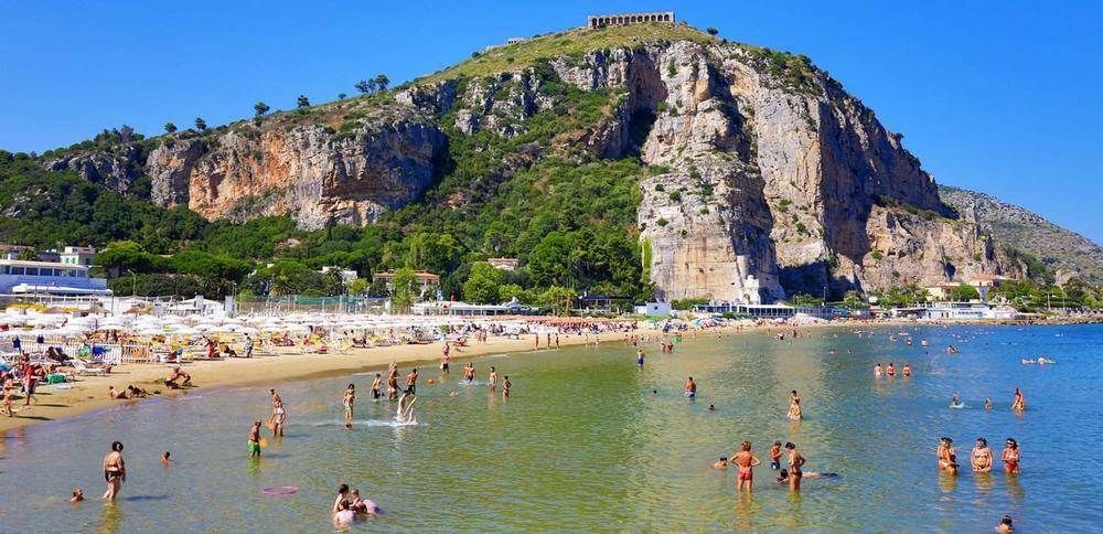 Пляжный курорт Terracina