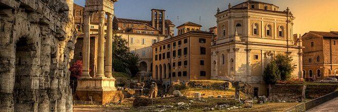 Еврейское гетто в Риме