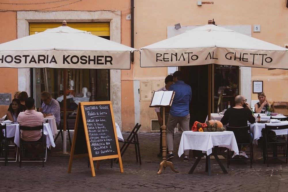 Ресторан Renato Al Ghetto