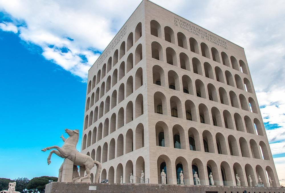 Архитектура здания