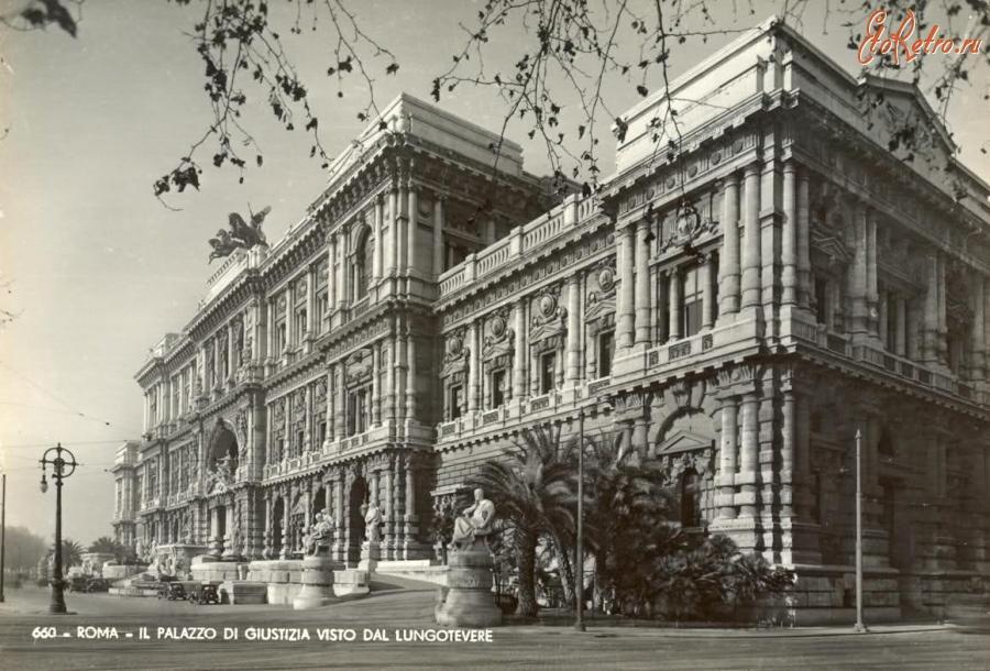 Дворец во времена открытия