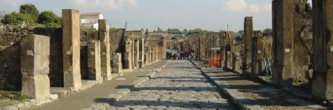 Как добраться из Рима в Помпеи самостоятельно
