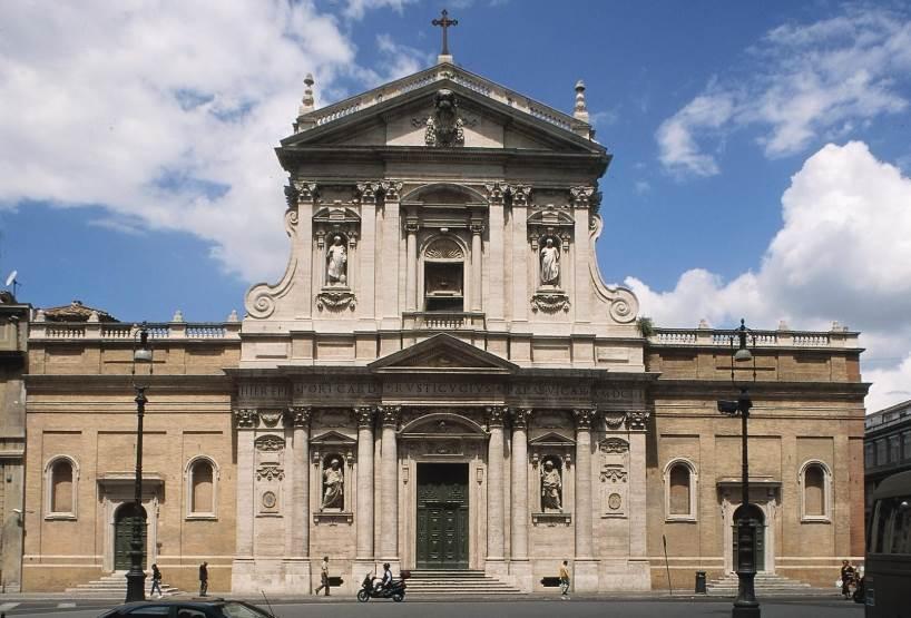 Церковь Санта-Сусанна