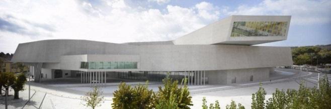 Музей MAXXI в Риме