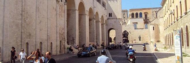 Как добраться из Рима в Бари самостоятельно