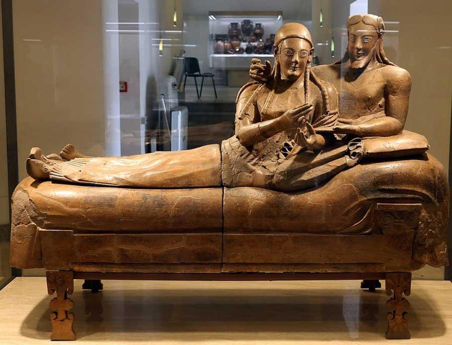 Саркофаг супругов