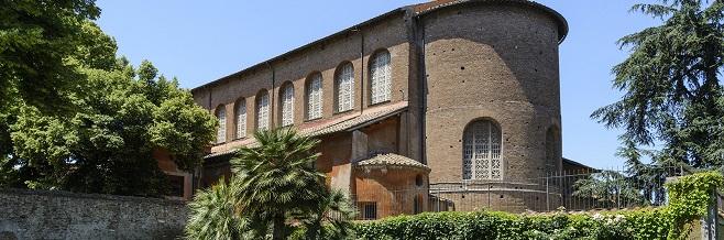 Церковь Санта-Сабина в Риме