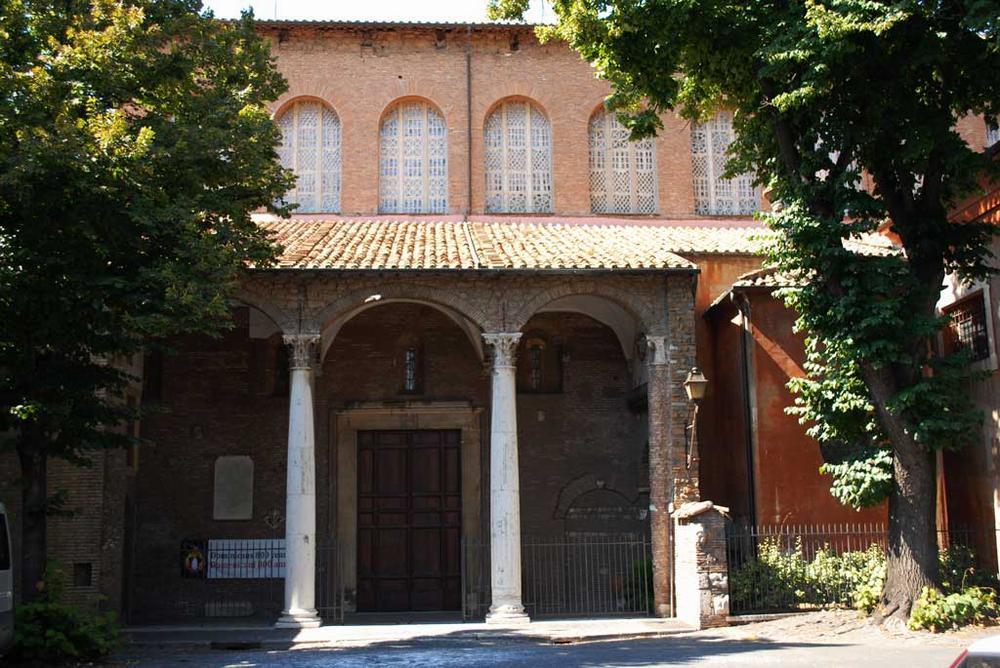 Внешний вид базилики